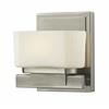Z-Lite 1 Light Vanity Light Brushed Nickel