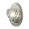 Z-Lite 1 Light Vanity Light Brushed Nickel