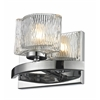 1 Light Vanity Light Chrome
