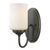 Z-Lite 1 Light Wall Sconce Olde Bronze