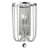 1 Light Wall Sconce Chrome