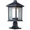 Outdoor Pier Mount Black