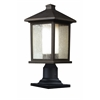 Outdoor Post Light Oil Rubbed Bronze