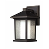 Z-Lite Outdoor Wall Light Oil Rubbed Bronze