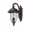 Outdoor Wall Light Bronze