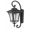 Outdoor Wall Light Sand Black