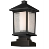 Outdoor Pier Mount Oil Rubbed Bronze