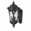 5 Light Outdoor Light Black