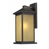 Outdoor Wall Light Oil Rubbed Bronze