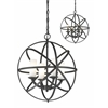 Z-Lite 4 Light Pendant Bronze