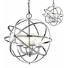 4 Light Pendant Chrome