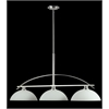 3 Light Island/Billiard Light Chrome
