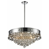 5 Light Pendant Chrome