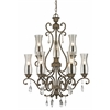 Z-Lite 9 Light Chandelier Golden Bronze