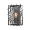 1 Light Wall Sconce Bronze