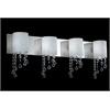 4 Light Vanity Light Chrome