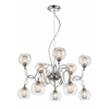10 Light Chandelier Chrome