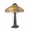 Z-Lite 2 Light Table Lamp Java Bronze