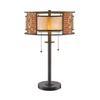 Z-Lite 2 Light Table Lamp Bronze