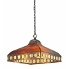 Z-Lite 3 Light Pendant Java Bronze