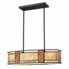 Z-Lite 4 Light Island/Billiard Bronze