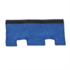 Safety Cap Terry Cloth Sweat Band, Velcro Closure