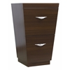 20.25-in. W x 18-in. D Modern Plywood-Melamine Vanity Base Only In Wenge