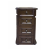 14.75-in. W x 24-in. H Traditional Birch Wood-Veneer Modular Drawer In Distressed Antique Cherry