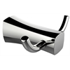 American Imaginations Double Robe Hook In Chrome