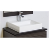 24-in. W x 18.5-in. D Quartz Top In Black Galaxy Color For Single Hole Faucet