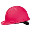 A-Safe Peak Hard Hat, Hot Pink, 4-Point Suspension