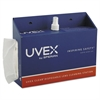 Uvex Portable Lens Cleaning Station, 1500 Tissues and 16oz Bottle of Solution