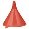 Plews & Edelmann Plastic Funnel, 1/2pt