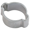 "Two-Ear Crimp Clamp, 1/2"" Diameter"