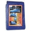 Anchor Brand Multiple Use Tarpaulin, Polyethylene, 20ft x 20ft
