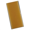 "Anchor Brand Gold Filter Plate, 2"" x 4"", #11, Glass"