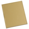 "Gold Coated Polycarbonate Filter Plate, 4 1/2"" x 5 1/4"", #12"
