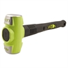 "Wilton B.A.S.H Unbreakable Handle Sledge Hammer, 4lb, 12"" Handle"