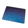 "Colortex Photo Ultimat Rectangular General Purpose Mat In Drops Design for Hard Floors (36"" x 48"")"