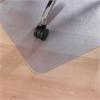 "EcoTex Enhanced Polymer Rectangular Chairmat Hard Floor (30"" X 48"")"