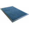 "Doortex Advantagemat Rectagular Indoor Enterance Mat in Blue (24""x36"")"