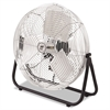 "TPI Industrial Industrial Floor Fan, 18"", 1/8hp, 3-Speed, 1-Phase"