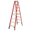 Louisville FS1500 Series Fiberglass Step Ladder, 8ft