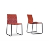 Fairfield Dining Chair Red