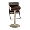 Kori Brown Adjustable Barstool