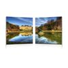 French Chateaux Mounted Photography Print Diptych Multi