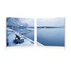 Wintry Wonder Mounted Photography Print Diptych Multi