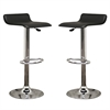 Vita Black Bar Stool