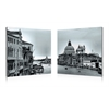 Timeless Venice Mounted Photography Print Diptych Multi