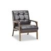 Mid-Century Masterpieces Club Chair—Brown